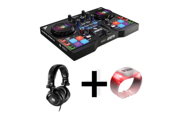 Hercules DJ Control Instinct P8 Party Pack