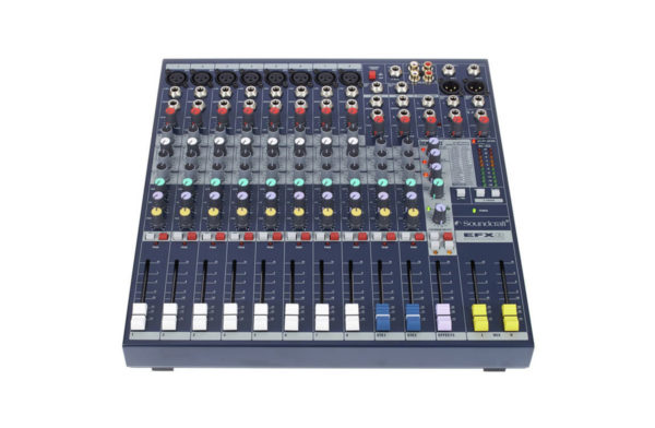 Soundcraft EFX82