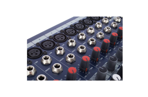 Soundcraft EFX84