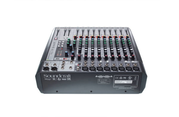 Soundcraft Signature 121