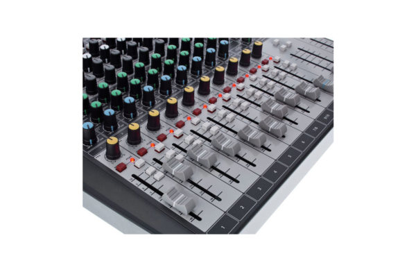 Soundcraft Signature 122