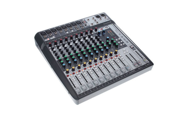 Soundcraft Signature 123