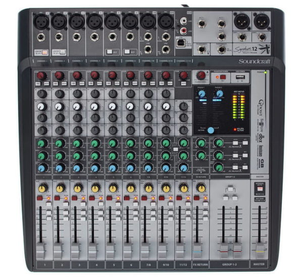 Soundcraft Signature 125