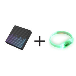 roli lightpad led wrist band