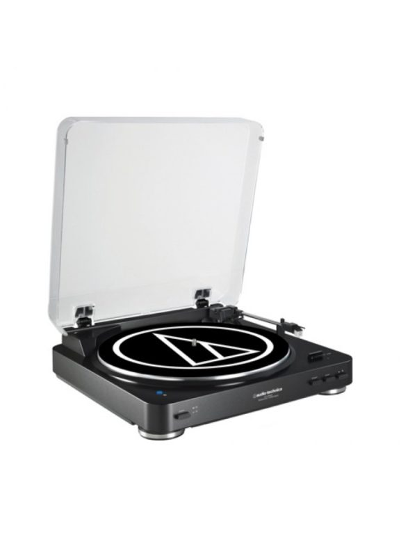 Audio Technica AT-LP60-BT Wireless Turntable Black