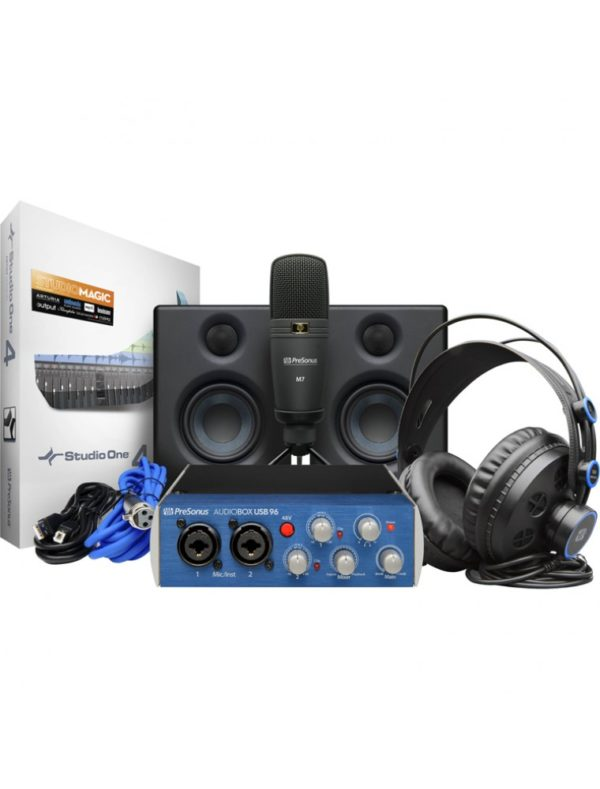 Presonus Audiobox 96 USB Ultimate
