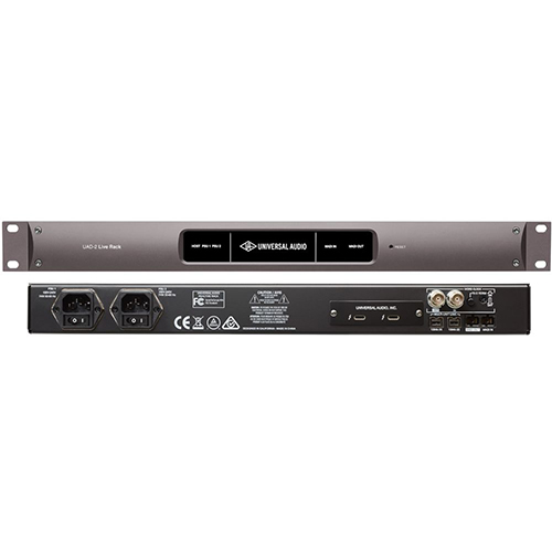 Universal Audio UAD-2 Live Rack Ultimate