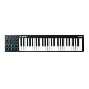 V49 49-Key USB-MIDI Keyboard Controller