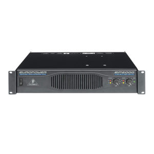 Behringer Europower EP2000 Power Amplifier