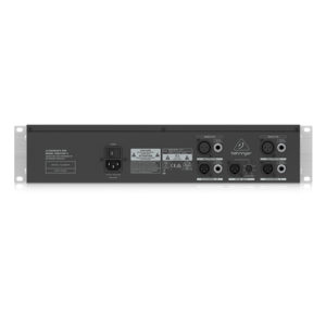 Behringer FBQ3102HD - 31-band Stereo Graphic EQ
