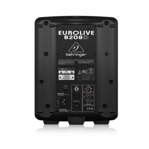 "Behringer Eurolive B208D 200W 8"" Powered Speaker"