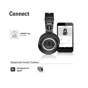 AUDIO TECHNICA ATH-M50XBT bLUETOOTH