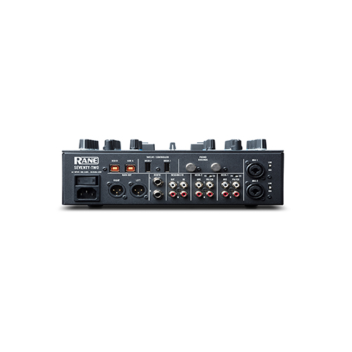 Rane Seventy-Two 2-channel DJ Mixer