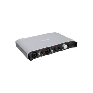 *High-resolution recording formats up to 24-bit/96 kHz *MFi-certified for direct connection with iOS devices using Lightning to USB cable (available separately) *Slim, rolled-aluminum body with Kensington lock port and protective guards *Two Ultra-HDDA (High Definition Discrete Architecture) mic preamps *Balanced XLR/TRS input jacks with +48V phantom power *Input-gain range of 57 dB for dynamic and condenser microphones *Supports direct guitar input *Offers multiple power options: USB charger, mobile battery with micro-USB output, or USB bus power from computer *Will operate in stand-alone mode when you want to hear a mic or instrument without recording it *Monitor knob on the front panel for zero-latency monitoring *Headphone-output mini jack with dedicated volume knob *Two balanced TRS output jacks for connection to powered monitors *MIDI input & output enable connection to keyboards and other MIDI devices *Supports Windows (ASIO/WDM) and Mac (Core Audio) *Compliant with USB Audio 2.0 *Compatible with most major DAW software *Firmware can be updated from iOS device *Bundled with Cubase LE for Mac & Windows, and Cubasis LE for iOS